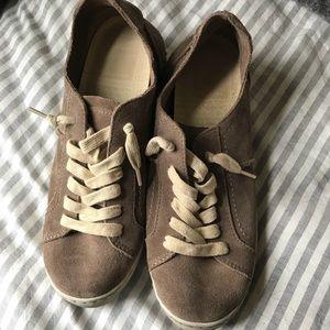 Salem Suede Sneakers